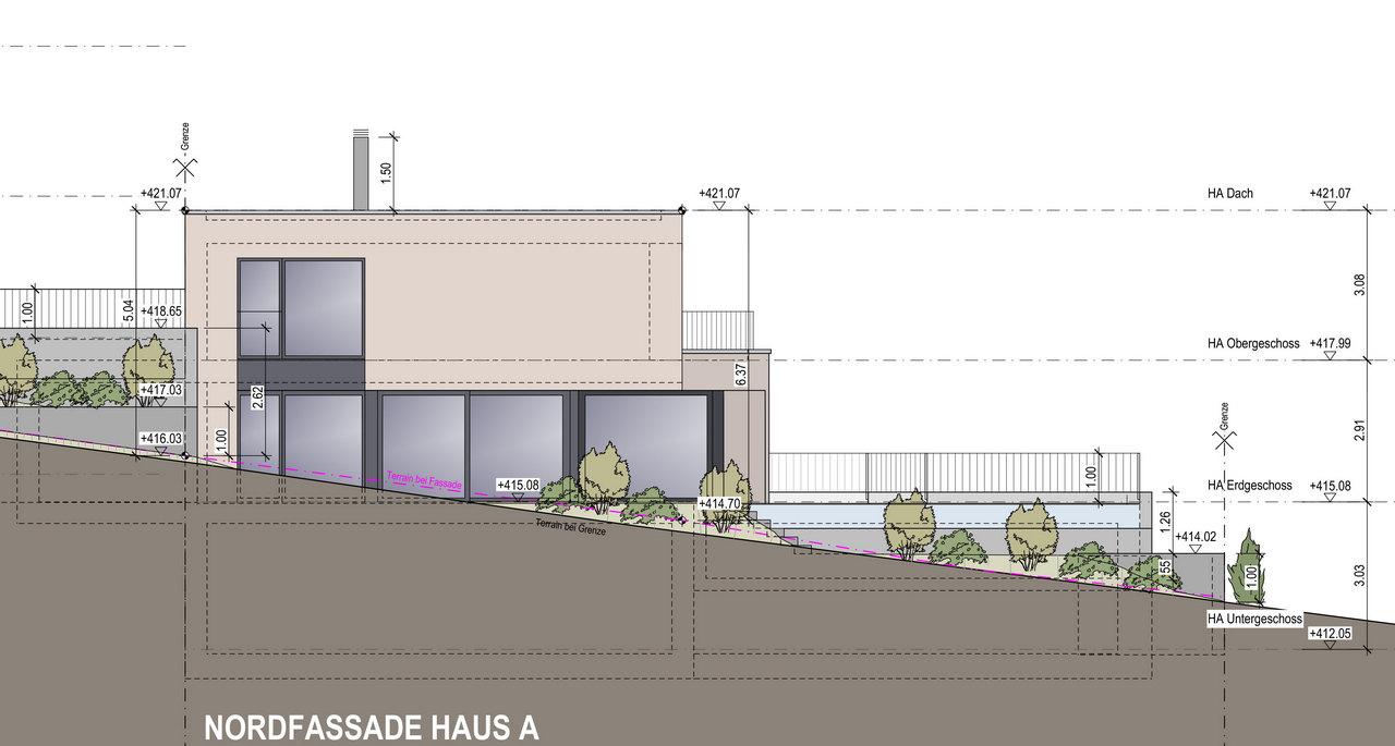 Astounding Moderne Einfamilienhäuser Sammlung Von Neubau Einfamilienhäuser In Jonen