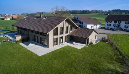 Neu erstelltes Landhaus in Jonen