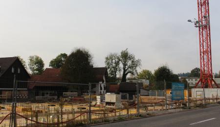 Grosszügige Eigentumswohnungen in Stetten