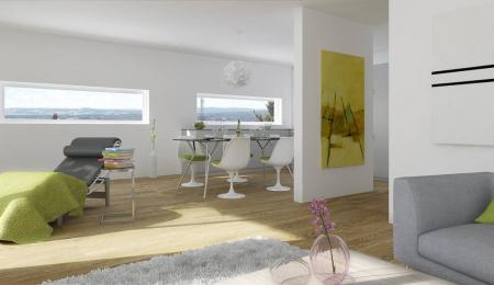 Design Luxus und Panorama an exklusiver Lage
