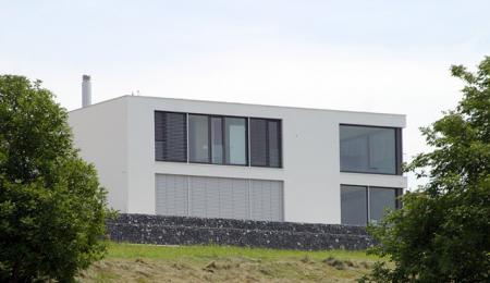 Neubau Einfamilienhaus in Jonen
