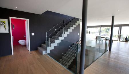 Neubau Einfamilienhaus in Oberlunkhofen