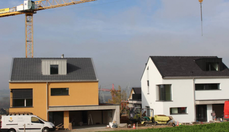 Familienfreundliche Einfamilienhäuser in Jonen